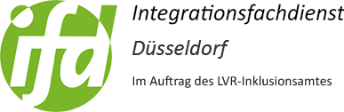 Logo Integrationsfachdienst Düsseldorf